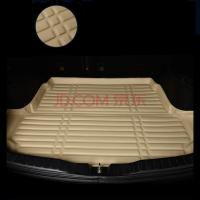 奥迪A4L Q5 Q3 Q7热压耐磨耐用立体后背箱垫