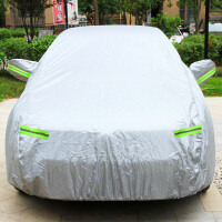斯柯达明锐汽车车衣昊锐晶锐速派Yeti野帝防晒防雨遮阳罩非自动