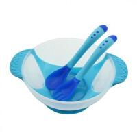 W ��和�餐具�����o食碗滑吸壁碗感�厣鬃硬孳��^套�bD12