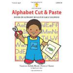 【预订】Alphabet Cut & Paste: Hands-On Alphabet Skills for Earl