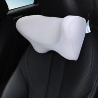 汽车头枕护颈枕车用记忆棉靠枕头车内座椅用品车载护脖子颈椎枕