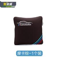 汽�抱枕被子�捎� ��d多功能加厚折�B空�{被靠�| �用抱枕被 汽�用品