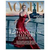 包邮全年订阅 VOGUE(US) 美国英文原版 女性时尚杂志 年订12期