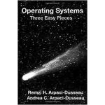 【预订】Operating Systems: Three Easy Pieces 9781985086593