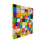 Elmer Board Book 纸板书 [3-6岁] 吴敏兰绘本