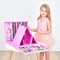 儿童画笔套装绘画水彩笔小学生画画工具学习美术用品女孩生日礼物
