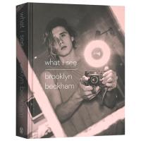 正版进口 布鲁克林贝克汉姆书 我所看见的英文原版 What I See Brooklyn Beckham维多利亚贝克汉