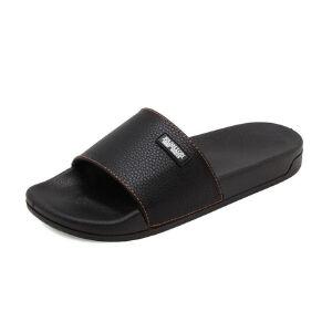 ELEISE美国艾蕾莎新品113-T2933韩版塑料平跟男女情侣凉拖鞋