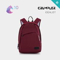 CRUMPLER澳洲小野人IDEALIST休闲轻便背包简约旅行商务时尚双肩包