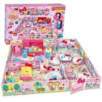 Hello Kitty 凯蒂猫玩具家居套装KT50061 儿童女孩仿真过家家玩具 凯蒂猫家居套装KT-50061