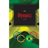 【预订】Rio Olympics 2016: Jamaica black flag Rio Olympic 2016