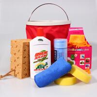 洗车套装工具家用组合毛巾吸水加厚擦车布专用巾汽车清洁清洗用品