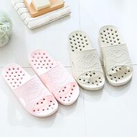 日本爱尚佳品 浴室拖鞋男女居家凉拖鞋