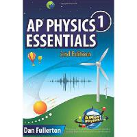 【预订】AP Physics 1 Essentials: An Aplusphysics Guide