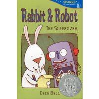 Rabbit and Robot: The Sleepover 兔子和机器人 [5-11岁