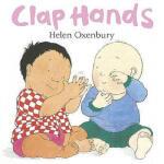 英文原版 儿童绘本 拍手 Clap Hands