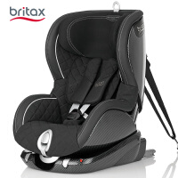宝得适britax德国进口儿童安全座椅婴儿9个月-4周岁新骑士黑钻版