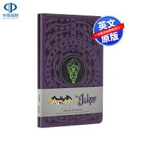 英文原版 DC漫画:蝙蝠侠和小丑 2册笔记本套装 DC Comics: Character Journal Collec