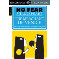 预售The Merchant of Venice (No Fear Shakespeare) 别怕莎士比亚:威尼斯商人
