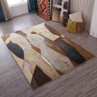 复古做旧艺术地毯北欧式客厅沙发茶几地毯美式书房卧室地毯 BO-046 200C x 300C