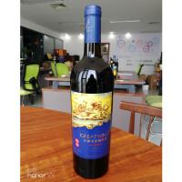 长城海岸传奇神话解百纳干红葡萄酒