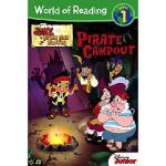 【预订】Jake and the Never Land Pirates: Pirate Campout