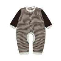 新生儿冬装连体衣萌可爱网红宝宝冬季保暖婴儿衣服加厚爬服潮