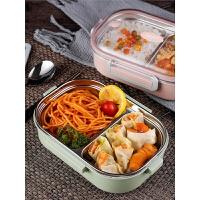 304不锈钢保温饭盒小学生带盖儿童便当盒餐盒套装分格上班族