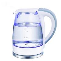 304不锈钢烧水壶煮电壶大容量家用玻璃电热水壶