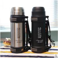 保暖瓶保温壶保温旅行壶大容量男旅行杯2L不锈钢保温杯壶户外暖壶家用热水瓶