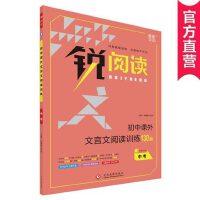 锐阅读初中课外文言文阅读训练9年级 130篇文言文阅读训练 老师推荐初中文言文课外辅导书