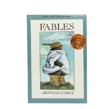 Fables  寓言故事  [4-8岁] 凯迪克金奖