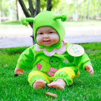 【支持礼品卡】仿真娃娃玩具婴儿会说话的洋娃娃宝宝儿童玩具布娃娃家政月嫂早教5fv
