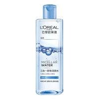 欧莱雅 女士三合一卸妆洁颜水清爽肤质型 400ml
