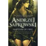 英文原版 猎魔人:火之洗礼 游戏巫师原著 The Witcher: Baptism of Fire by Andrze
