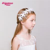 花童饰品女童头饰头箍发夹儿童发饰发卡韩式花朵女孩发箍