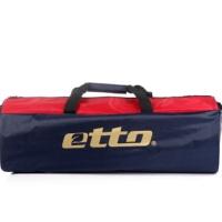 正品etto英途足球袋 3个装运动单肩球包BGB203