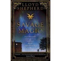 英文原版 Savage Magic