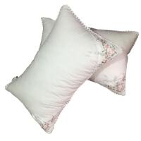 薰衣草枕头助睡眠椎可水洗单人学生枕芯一对拍二