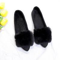10-12-13-15-16岁女孩棉鞋加绒短靴大童冬季初中学生保暖雪地靴女 黑 加绒