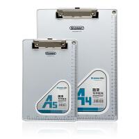 金隆兴C1085铝合金板夹 A4 A5书写板夹/票据板夹/写字板 夹板