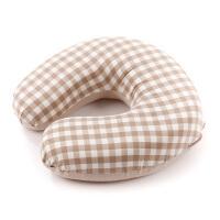 记忆棉U型枕头u形颈椎枕学生飞机旅行枕U枕午睡脖子记忆枕