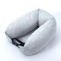 u型枕乳胶枕颈椎枕午休枕飞机旅行u形头枕