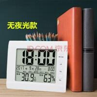儿童室温计婴儿电子夜光温度计家用室内精准温湿度计