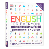 DK人人学英语 商务英语2 英文原版 English for Everyone Business English Le