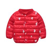 儿童羽绒男童女童中小童棉袄新生儿宝宝棉衣内胆冬装外套