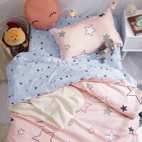 学生宿舍棉单人床单单件女床上用品学生寝室六件套单人床