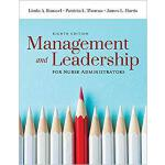 【预订】Management and Leadership for Nurse Administrators 9781
