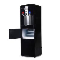 家用立式冷热型饮水机接桶装水多功能冰水沸水制冰饮水机商用小型制冰机