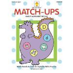 【预订】Match-Ups: Early Alphabet Skills